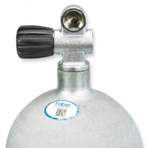 Tauchflaschen Stahl 200 /232bar